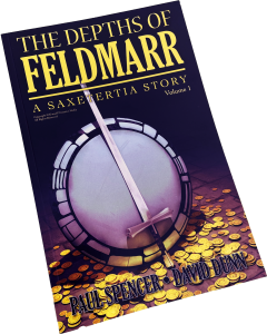 Feldmarr Book